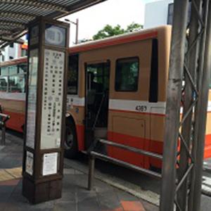 明石駅南側バスのりば「南1」より乗車「国道西新町」バス停で下車北東方面へ徒歩8分